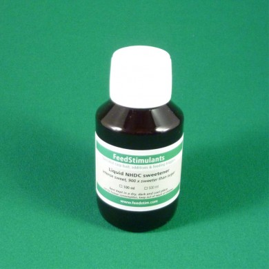 Liquid NHDC sweetener